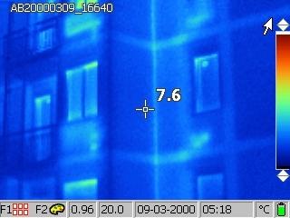Videoispezione canne fumarie videoispezione cavedi videoispezione tubazioni - Ponte termico finestra ...